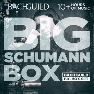 Big Schumann Box (10 Hour Digital Boxed Set)