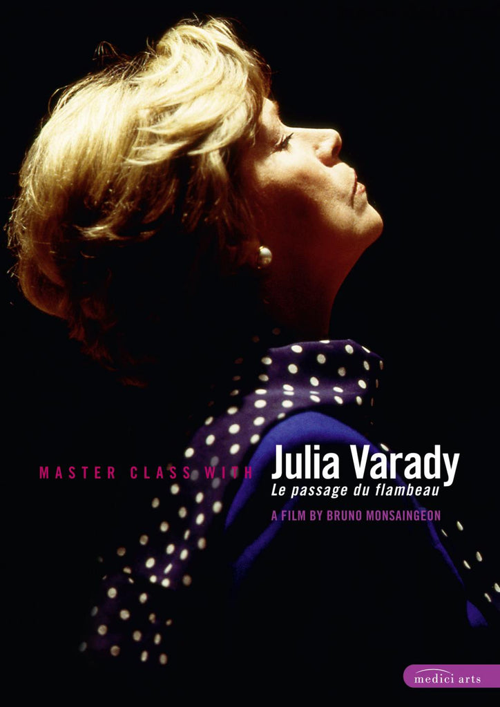 Master Class with Julia Varady (a film by Bruno Monsaingeon)