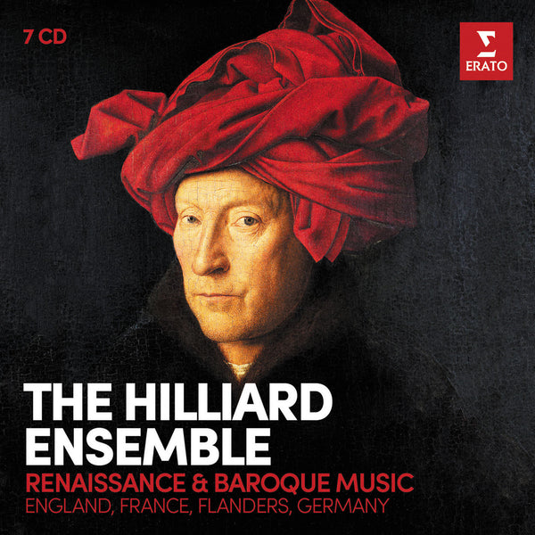Hilliard Ensemble: Renaissance & Baroque Vocal Music (7CD)