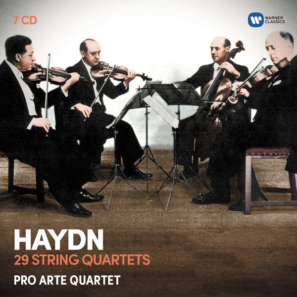 Haydn: The String Quartets (7CD) - Pro Arte Quartet