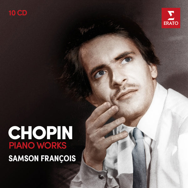 Chopin: The Piano Works (10CD) - Samson Francois