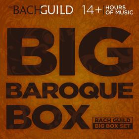 Big Baroque Box (14 Hour Digital Download Boxed Set)