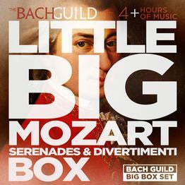 LITTLE BIG BOX OF MOZART SERENADES & DIVERTIMENTI