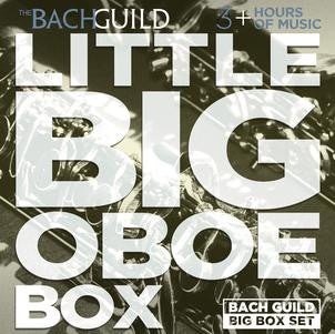Little Big Box of Oboe (4 Hour Digital Boxed Set)