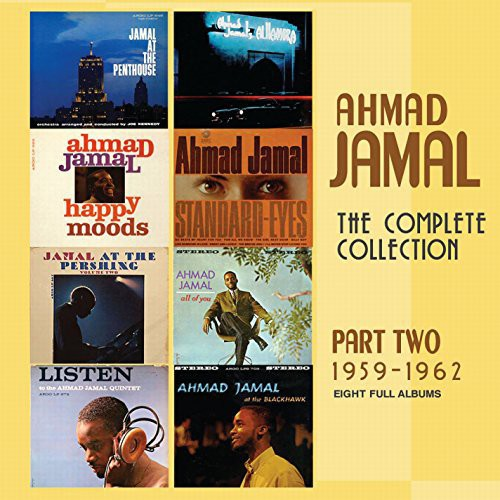 Ahmad Jamal: Complete Collection: 1959-1962 (4 CDS)