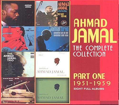 Ahmad Jamal: Complete Collection: 1951-1959 (4 CDS)