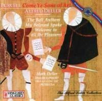 Purcell: O Come Ye Sons of Art: Alfred Deller, Deller Consort