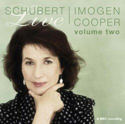 Schubert Live, Volume 2 - Imogen Cooper (2CD)