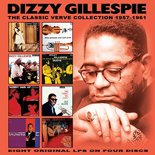 Dizzy Gillespie - Classic Verve Collection (4 CDS)