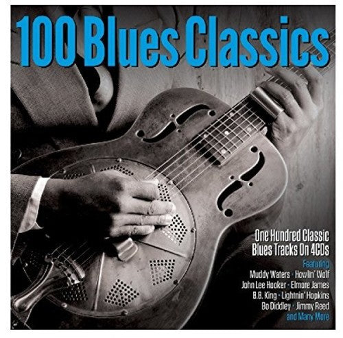 100 Blues Classics (4 CDS)