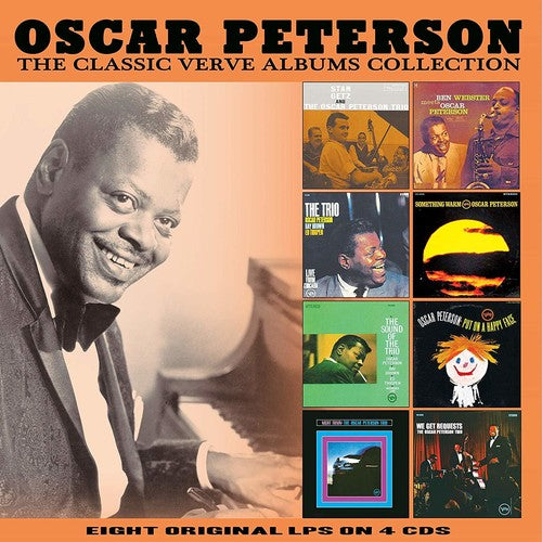Oscar Peterson - Classic Verve Albums Collection (4 CDs)