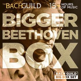 Bigger Beethoven Box (15 Hour Digital Boxed Set)