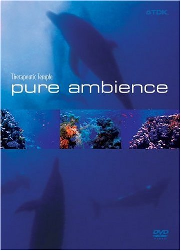 THERAPUTIC TEMPLE: PURE AMBIENCE (DVD)