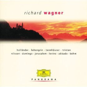 Wagner: Highlights from Der Fliegende Hollander, Lohengrin, Tannhauser, Die Meistersinger von Nurnberg, Parsifal, Tristan und Isolde - Karl Bohm, Claudio Abbado, Giuseppe Sinopoli (2 CDs)