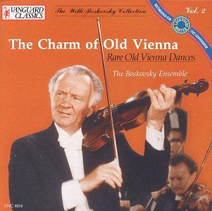 The Charm of Old Vienna (Rare Old Viennese Dances) - The Boskovsky Ensemble