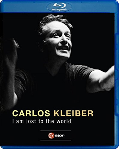 CARLOS KLEIBER: I AM LOST TO THE WORLD (BLU-RAY)