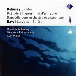 DEBUSSY & RAVEL: ORCHESTRAL WORKS - NEW YORK PHILHARMONIC; MASUR