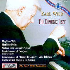 The Demonic Liszt - Earl Wild