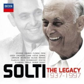 Sir Georg Solti: THE LEGACY 1937-1997 (2 CDs)