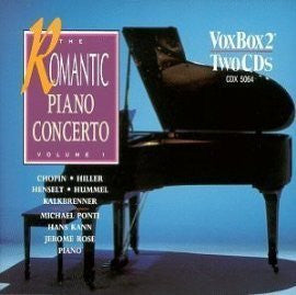 The Romantic Piano Concertos - 8 CDs for $10