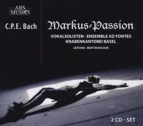 BACH, C.P.E. (2CD SET): Markus Passion