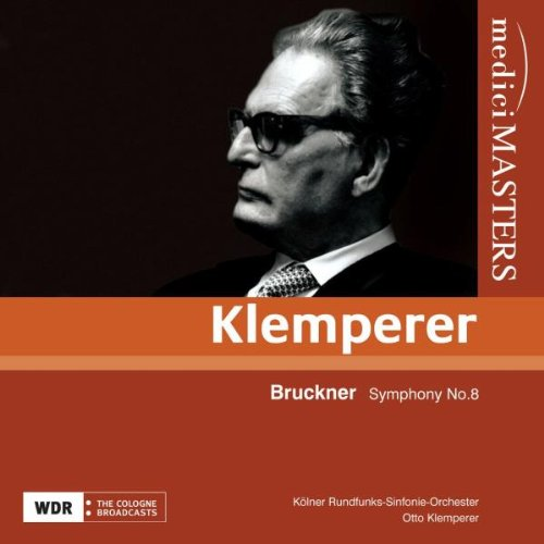 KLEMPERER CONDUCTS BRUCKNER SYMPHONY NO. 8