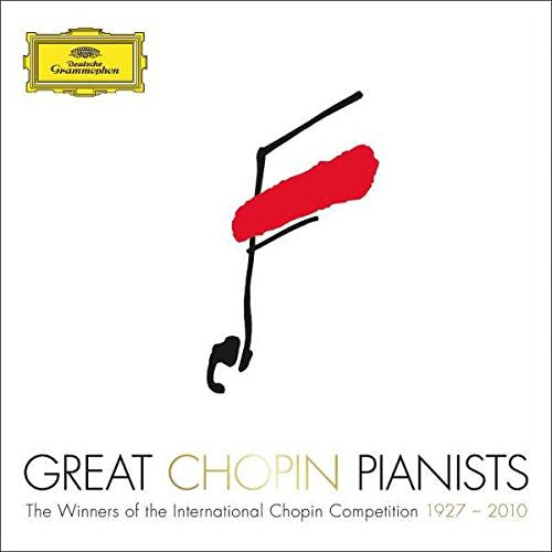 GREAT CHOPIN PIANISTS - Winners of the International Piano Competition