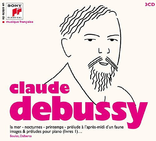 A CENTURY OF FRENCH MUSIC: DEBUSSY (3 CDS)