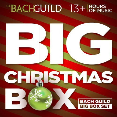 Big Christmas Box (12 Hour Digital Download Boxed Set)