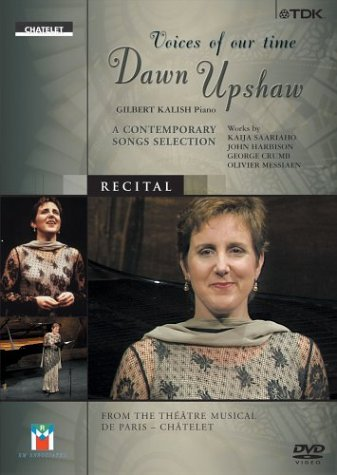 VOICES OF OUR TIME: DAWN UPSHAW (DVD)