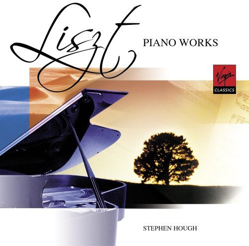 Liszt: Piano Works: Stephen Hough