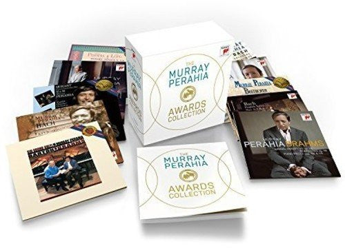 MURRAY PERAHIA AWARDS COLLECTION (15 CDS)