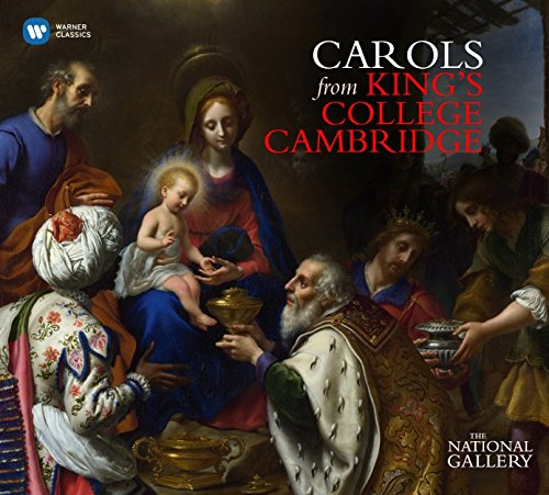 CAROLS FROM KING'S COLLEGE, CAMBRIDGE - KING'S COLLEGE CHOIR  (2 CDs)