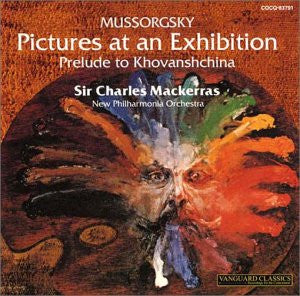 Stravinsky: Petrouchka; Mussorsky: Pictures at An Exhibition - Charles Mackerras, New Philharmonia Orchestra