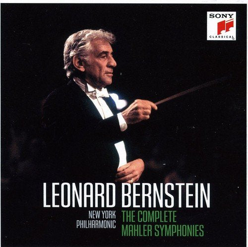 Mahler: The Complete Symphonies - New York Philharmonic, Leonard Bernstein (12 CDs)