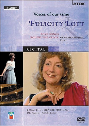 VOICES OF OUR TIME: FELICITY LOTT (DVD)