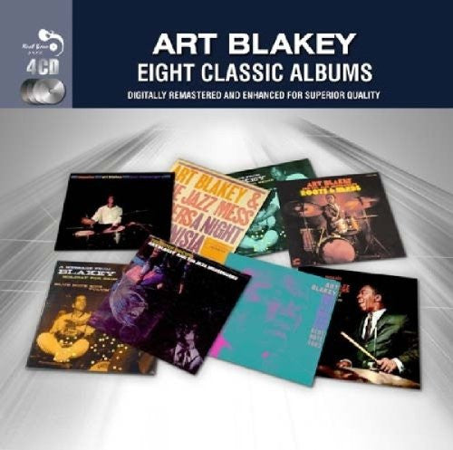 BLAKEY, ART: Eight Classic Albums-Digitally Remastered