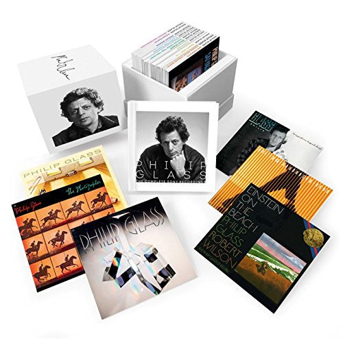 PHILIP GLASS: THE COMPLETE SONY RECORDINGS (24 CDS)