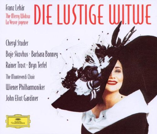 Lehar: The Merry Widow - Studer, Terfel, Skohvus, Gardiner, Vienna Philharmonic