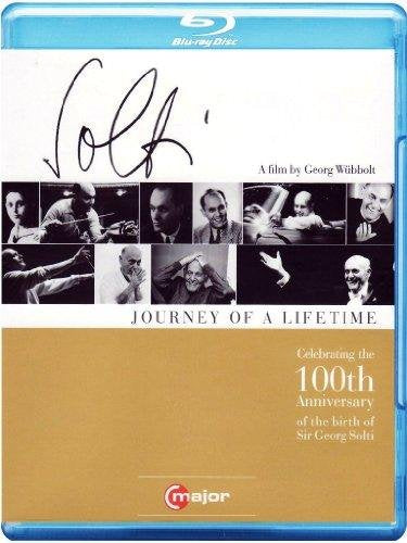 SOLTI: JOURNEY OF A LIFETIME - SOLTI; CHICAGO SYMPHONY ORCHESTRA (BLU-RAY)