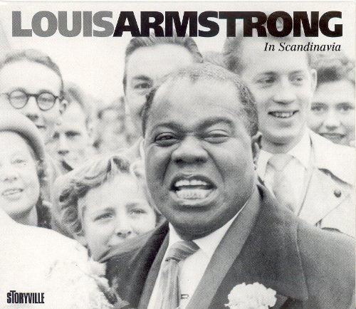 LOUIS ARMSTRONG IN SCANDINAVIA (4 CDS)