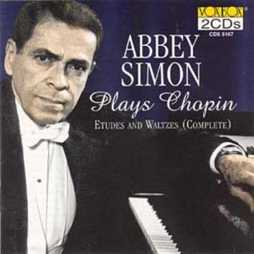 Chopin: Etudes and Waltzes - Abbey Simon (2 CDs)