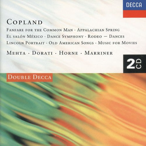 COPLAND: APPALACHIAN SPRING and OTHER WORKS