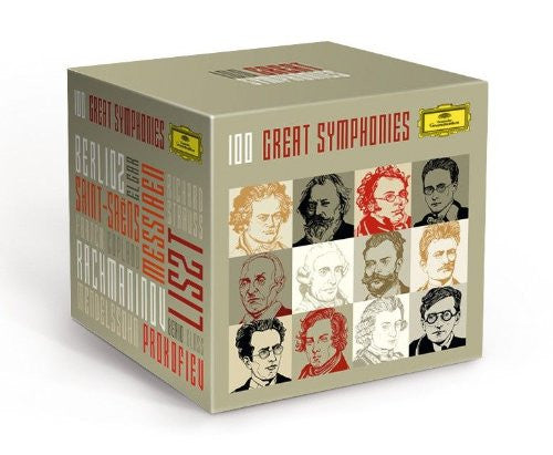 100 GREAT SYMPHONIES (56 CDS)