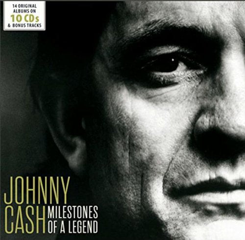 Johnny Cash - Milestones of A Legend (10 CDs)