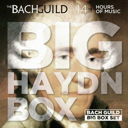 Big Haydn Box (14 Hour Digital Boxed Set)
