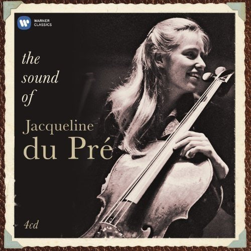 The Sound of Jacqueline Du Pre (5 CDS)