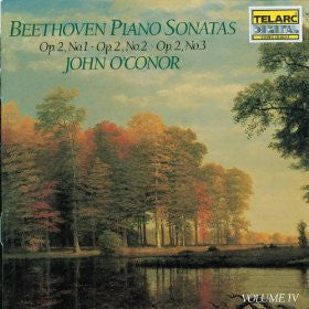 Beethoven: Piano Sonatas Volume 4, Op. 2, Nos. 1, 2, and 3 - John O'Conor