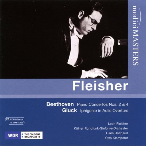 FLEISHER PERFORMS BEETHOVEN PIANO CONCERTOS
