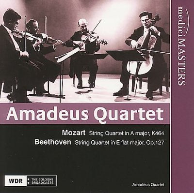 AMADEUS QUARTET PLAYS BEETHOVEN
